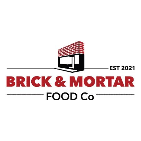 Brick & Mortar Food Co Logo