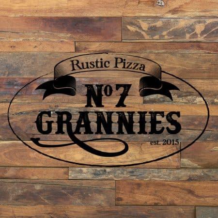 No7 Grannies | Sign