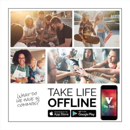 The Veib | Take Life Offline